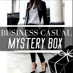 WORK/OFFICE MYSTERY BOX - RESELLERS DREAM!
